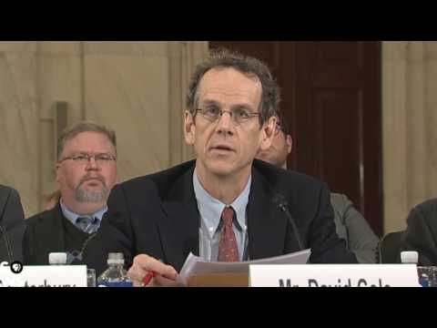 ACLU Legal Director Testifies at Attorney General Confirmation Hearing