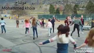 اغنية ياليلي _ ياليلا _ مع رقص اطفال رووووووعه 😍😍