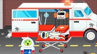 Play And Discover The Hospital With Amazing Doctor Tools - Gameplay Android Video