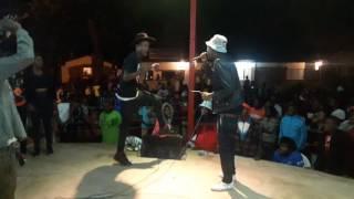 Jah child &Blot live at pfumo jena