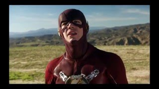 The Flash Meets Supergirl And The New Earth