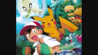 Pokémon Movie04 Song - Ashita Tenki ni Shite Okure