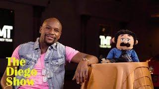 Best Floyd Mayweather Interview   Awkward Puppets