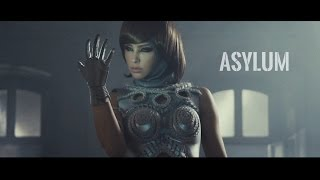 ASYLUM - a dark fashion/erotic short film