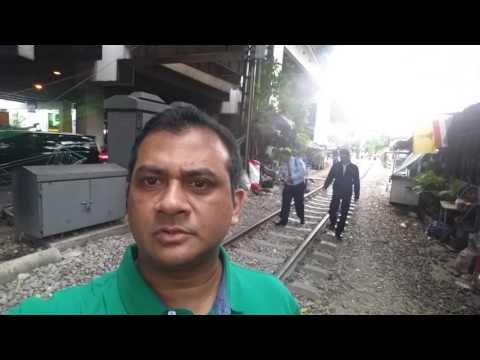 Rail waking - not just in Bangladesh...