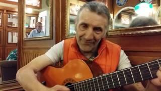Italo Vegliante Western al bar Sciascia