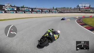 MotoGp 2016 || Carrera Online ||