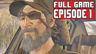 The Walking Dead New Frontier Episode 1 Gameplay Walkthrough Part 1 FULL GAME (1080p) No Commentary