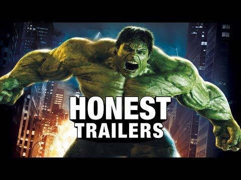 Honest Trailers The Incredible Hulk