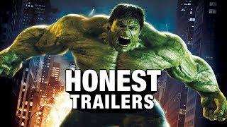 Honest Trailers - The Incredible Hulk