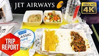 Trip Report (4K) - Jet Airways 9W233 Economy Class: Toronto to Amsterdam (YYZ - AMS)