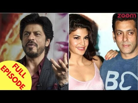 Shah Rukh Khan Gets Advice To Follow Salman & Hrithik   Jacqueline Insecure Of Salman & More
