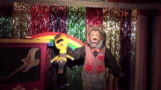 I've Got a Feeling- (Black Eyed Peas)- The Rock-afire Explosion