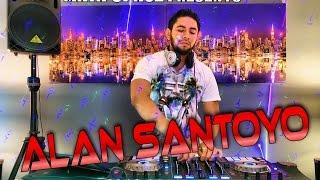 ALAN SANTOYO - BOMBA Radio Show#8 TOP 40 2016 HOUSE MUSIC, Jungle Terror, Tribal