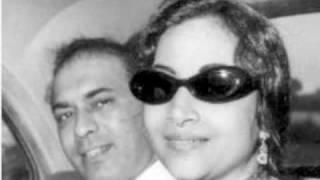 Geeta Dutt, Talat : Dono jahan ke maalik : Film - Khul Ja Sim Sim (1958)