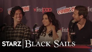 Black Sails | New York Comic Con 2016 Panel | STARZ