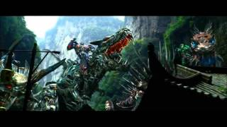Grimlock Tribute - Monster
