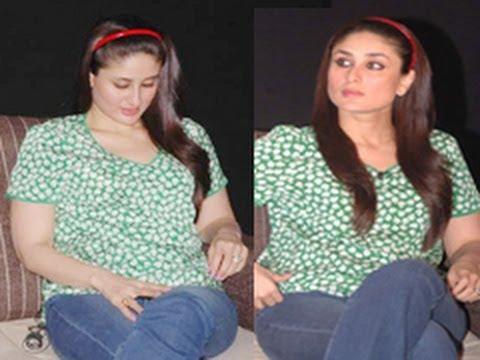 Kareena Kapoor shows her FAT!
