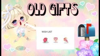 LINE Play - Where To Find Old Gifts & How To Add Them To Your Wishlist