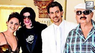When Michael Jackson MET Hrithik Roshan | Lehren Diaries