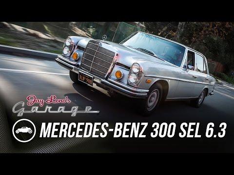 1972 mercedes benz 600 kompressor jay leno 39 s garage vidoemo emotional video unity. Black Bedroom Furniture Sets. Home Design Ideas