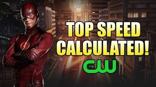 How Fast is the CW Flash?