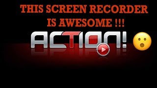 Action Screen recorder PRO / Download and install EASILY 2018 method