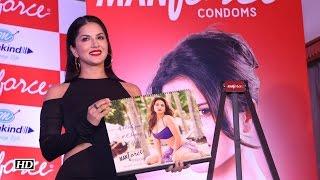 HOT Sunny Launches Manforce Calendar 2016 | Full Video