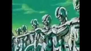 Goku and Vegeta vs Meta Cooler Part 2