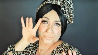 Nur Yerlitaş Makyajı - ByUmy MakeUp