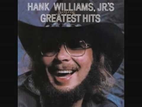 Hank Williams jr All My Rowdy Friends Have Settled Down