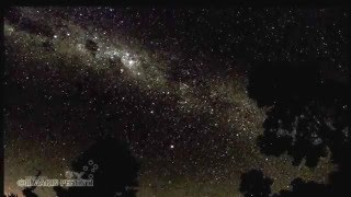 Sunset & Night sky in Australia NSW Time-Lapse