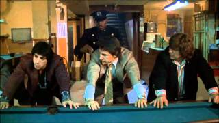 Mean Streets - Pool Hall Fight.wmv