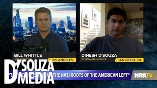 WATCH: Dinesh D'Souza crushes myth that Republicans are fascists