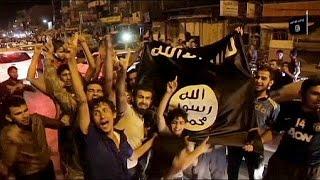 پیشروی های خطرناک نیروهای دولت اسلامی در عراق و سوریه