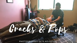 Photographer Loud Chiropractor session!