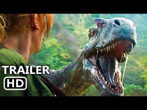 Xxx Mp4 JURASSIC WORLD 2 Official Trailer 2018 Chris Pratt Action Movie HD 3gp Sex