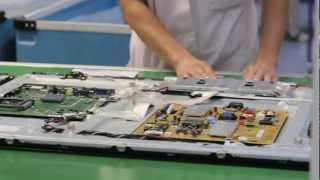 Philips TV manufacturing and logistics