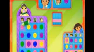 Nick Jr Bingo! Featuring Dora, Diego And More!   Part 2 OK