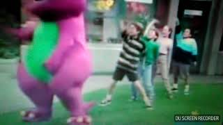 Barney Song: Colors All Around (1997 & 1998 mixed)