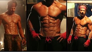 Revealed: SRK's Stringent Workout For 8 Packs In Happy New Year