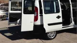 2010 FIAT DOBLO COMBI ACTIVE 1.3 MULTI JET LHD FOR SALE IN SPAIN