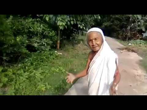 Funny angry bengali old lady gets irritated when said 63