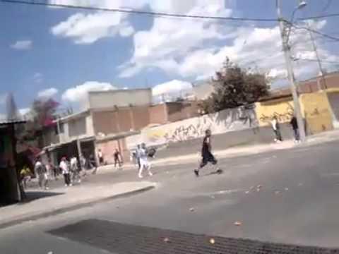 NOTICIAS PELEA DE PANDILLAS EN Leon MeDuelesMéxico