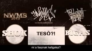 SHOK & BIGAS-TESÓ?!