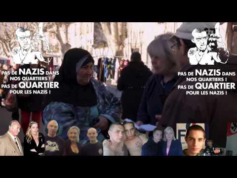 Marine le Pen Populisme Démagogisme Trahison la Vague Bleu&Brun