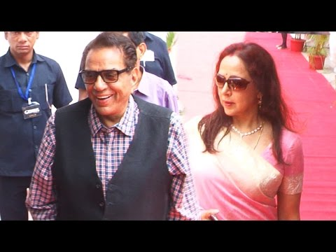 Xxx Mp4 Dharmendra Hema Malini TOGETHER After Many Years 3gp Sex