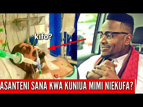 Xxx Mp4 MASKINI Ommy Dimpoz Afunguka Mazito Baada Ya Kuzushiwa Kifo Asanteni Kwa Kunia Wa T 3gp Sex