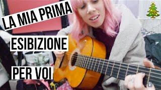 LA MIA PRIMA ESIBIZIONE PER VOI PT.2 | WeekMAS-vlog #16
