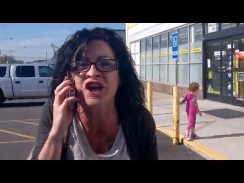 Woman's Shrieking Racist Rant Goes Viral & You'll See Why